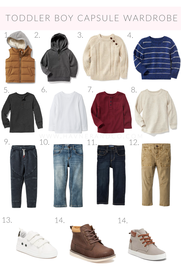 afd2dfea3810 TODDLER BOY FALL AND WINTER CAPSULE WARDROBE WWW.HAVNERANDCO.COM