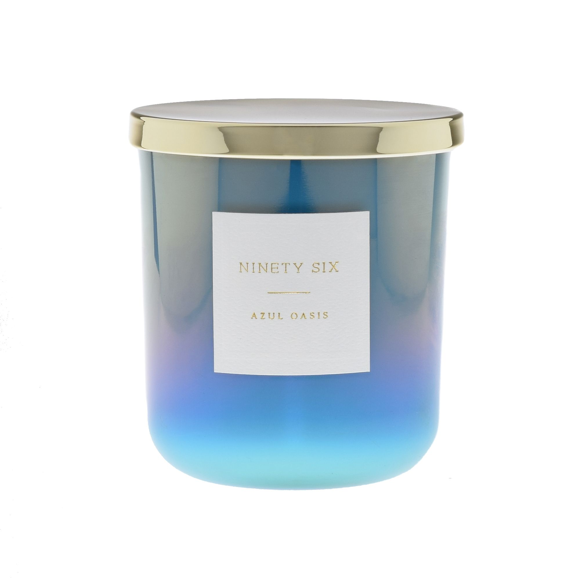 Azul Oasis Ninety Six Dw Home Scented Candles Irr7001 With