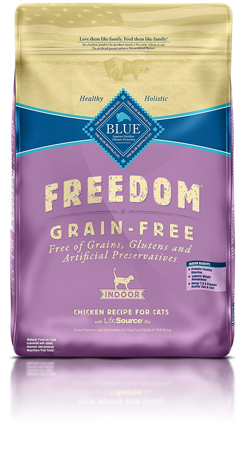 Blue Buffalo Freedom Grain Free Dry Adult Cat Food Remarkable