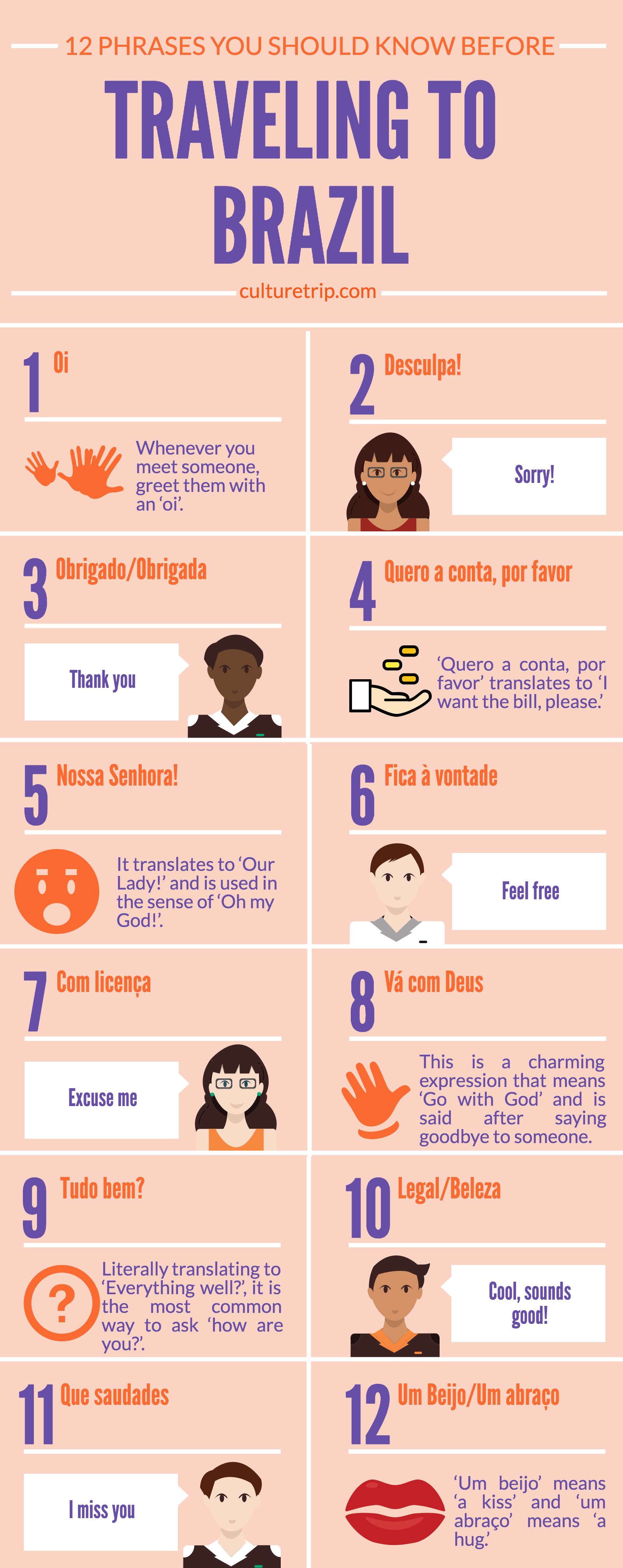 12 Brazilian Portuguese Phrases You Need To Know Before