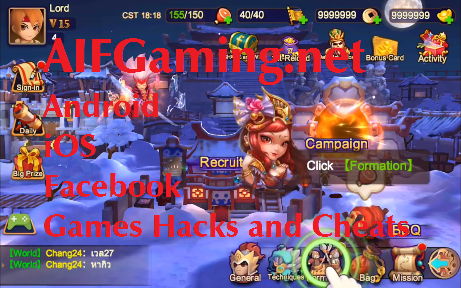 3K:Art of War Unlimited Copper Coins Unlimited Ingot VIP15 Hack and Cheats http://aifgaming.net/3kart-war-unlimited-copper-coins-hack-cheats/