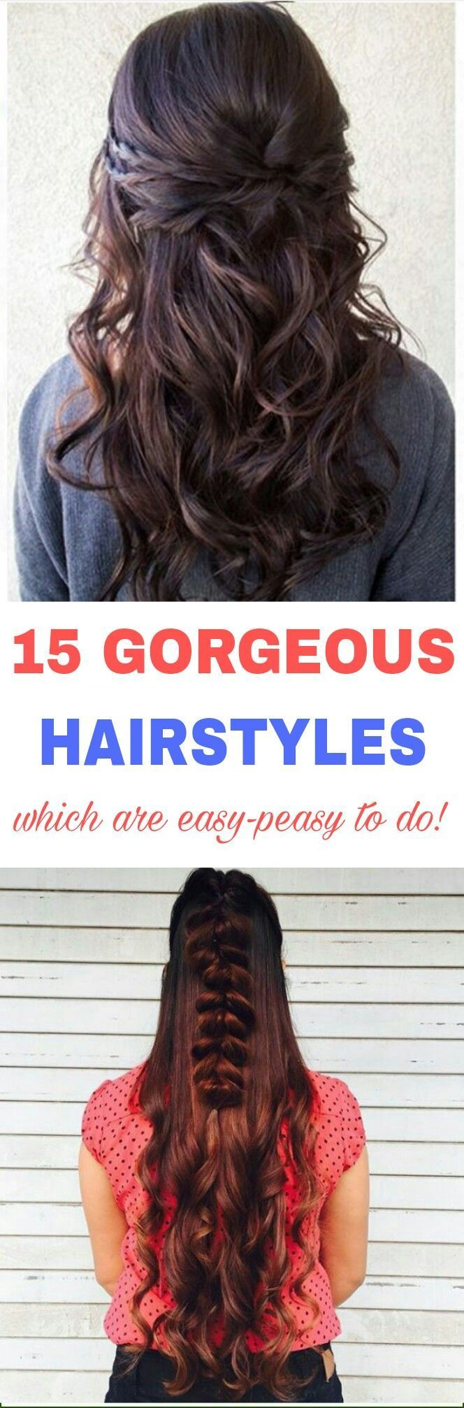 15 Easy  Quick Hairstyles For Busy Mornings When Youre Running Late 15 Easy  Quick Hairstyles For Busy Mornings When Youre Running Late