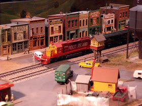 Thinking about model railways and model railway layouts