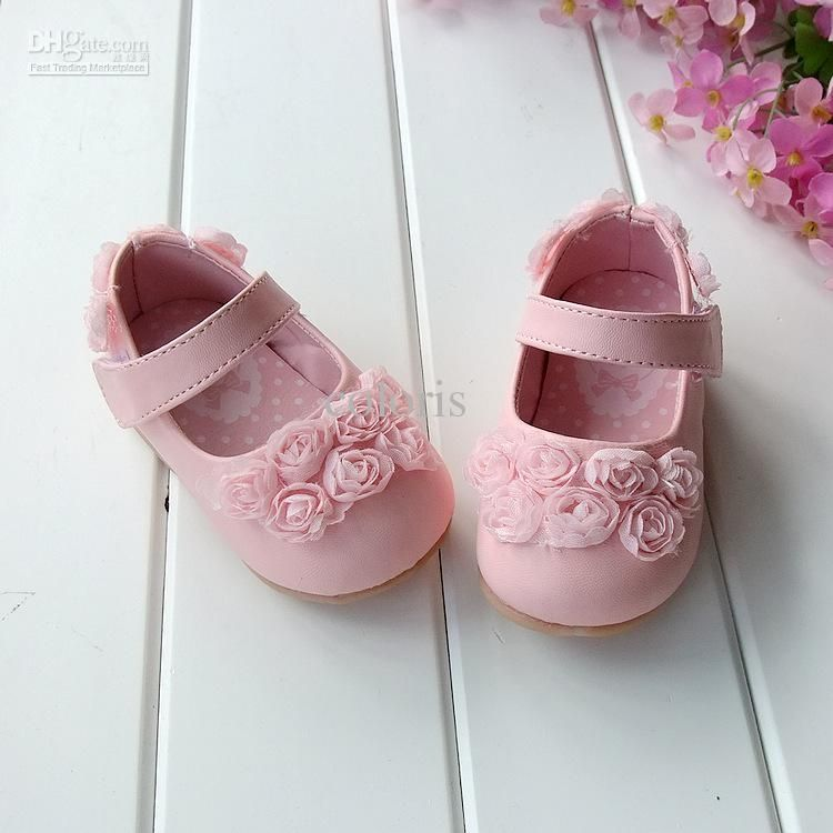 newborn baby girl booties | Baby Girl Shoes New baby girl's soft ...