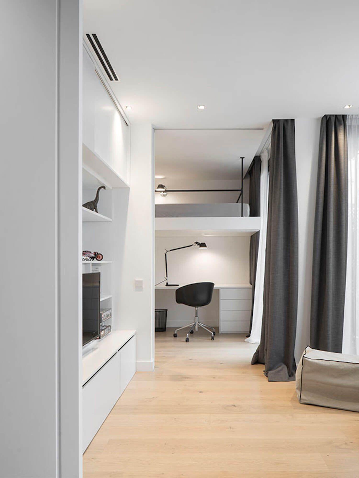 Havens south designs workspace barcelona penthouse by susanna cots est living