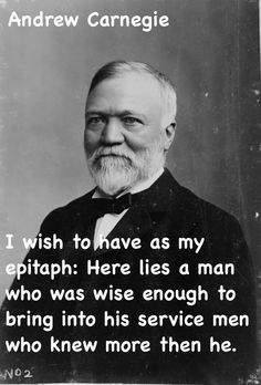 Pin by Ethan Duncan on Andrew Carnegie | Andrew carnegie