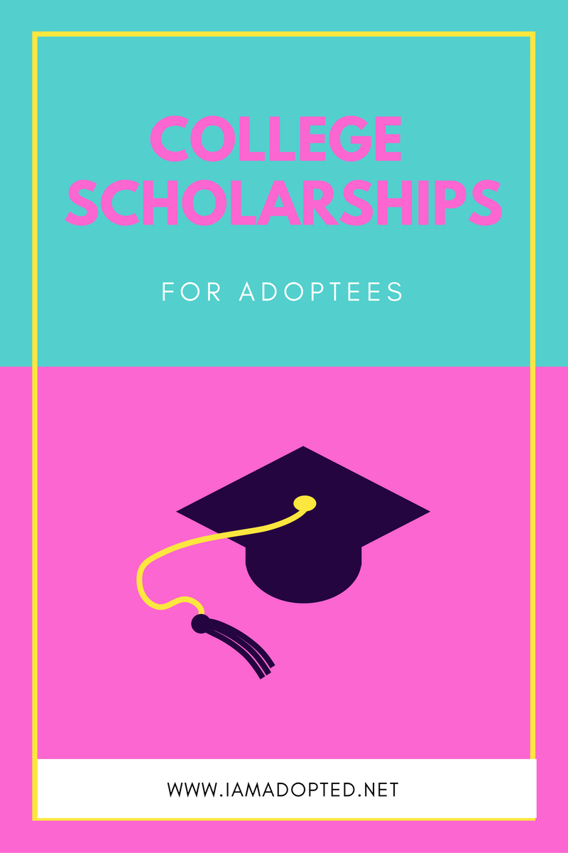 College Scholarships for Adoptees Scholarships for