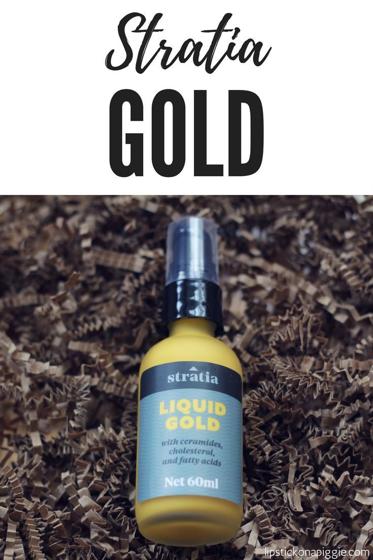 Product Review Stratia Liquid Gold Skin care, Asian