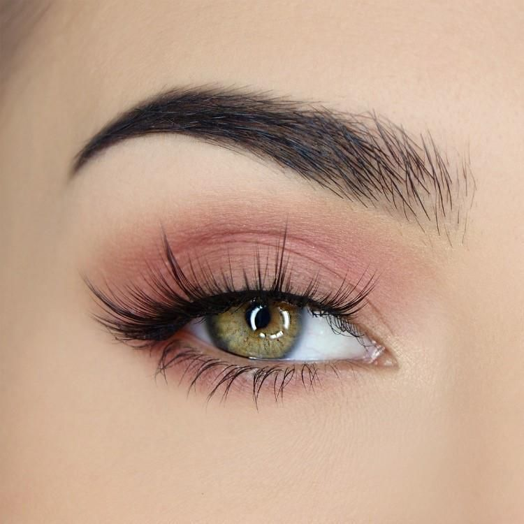 Photo of Unicorn Lashes Clementine, 3D Faux Silk Fake Lashes, False Eyelashes #eyemakeup …