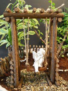 Photo of Gardening Jones » February Friday Fairy Gardens, pt. 3