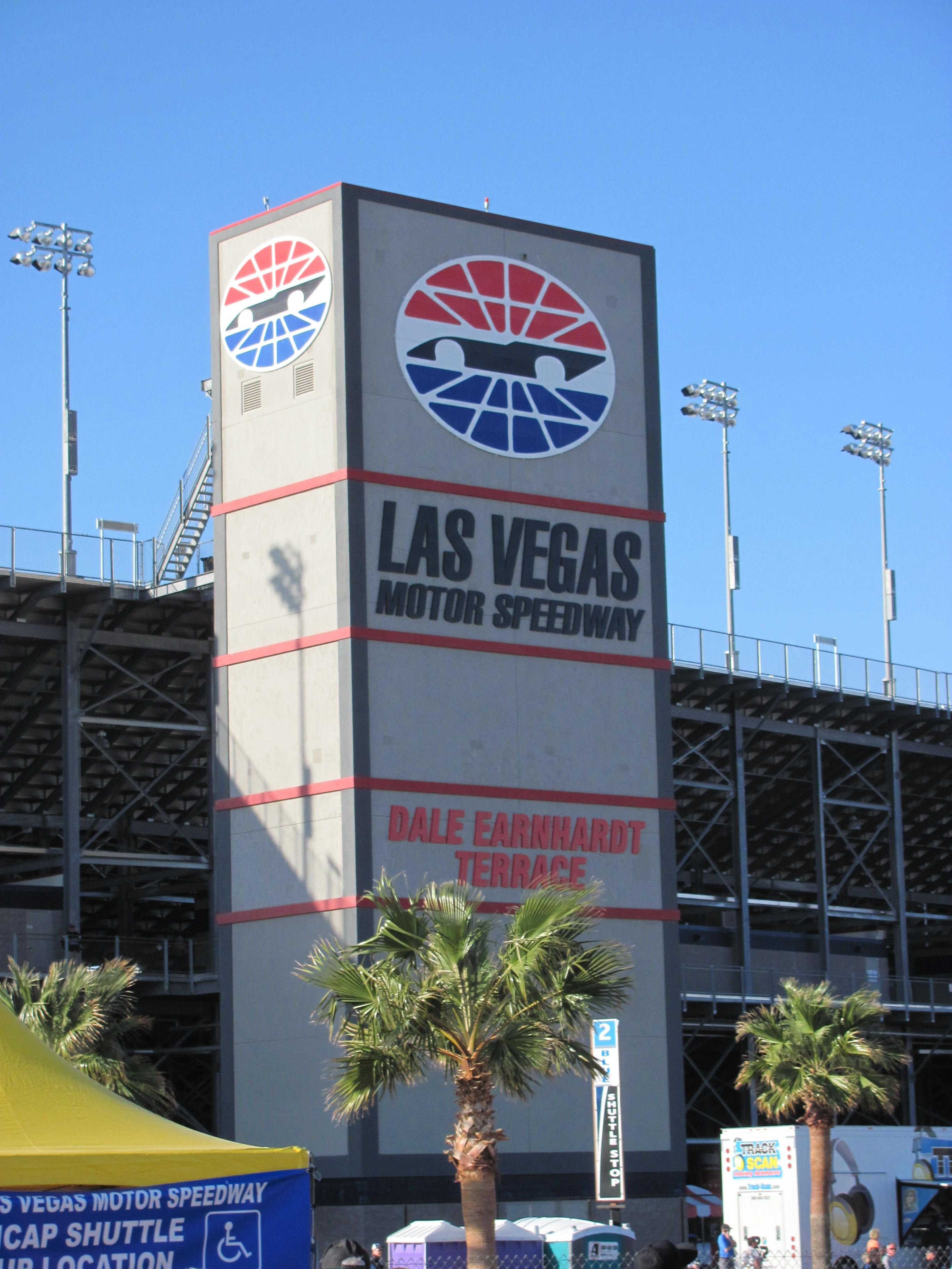 Las Vegas Motor Speedway | Travel--Places I've been | Las