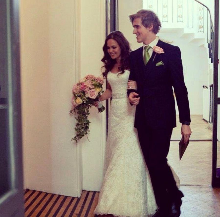 Tom and Giovanna Fletcher Celebrate their Fifth Wedding Anniversary ...