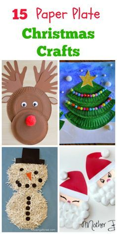 Paper Plate Christmas Crafts Lylah Christmas Crafts Christmas