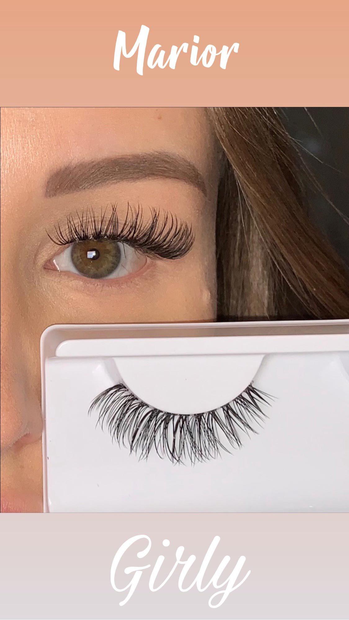 These are clear band lashes for everyday use  #minklashes #fauxminklashes #crueltyfreelashes #fakelashesworn #falselashes #eyemakeup #makeup