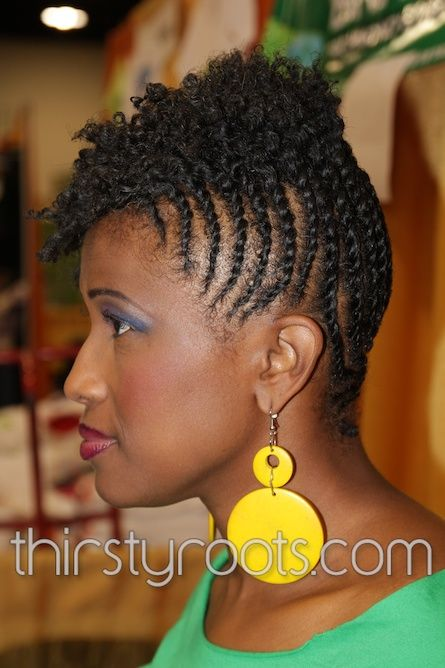 Hairstyles For African American Natural Hair Prepossessing African American Natural Hair Pictures  Pinterest  Hair Pictures
