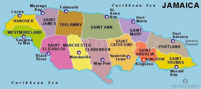 What Parish are you from Screaming Clarendon A Mi Yard Dis