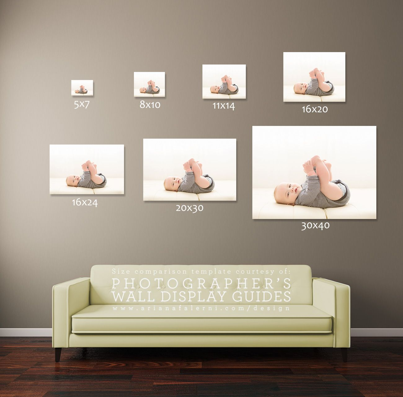 Free Hufnagel Template And Action Ariana Falerni Design Design Wall Display Wall Cluster