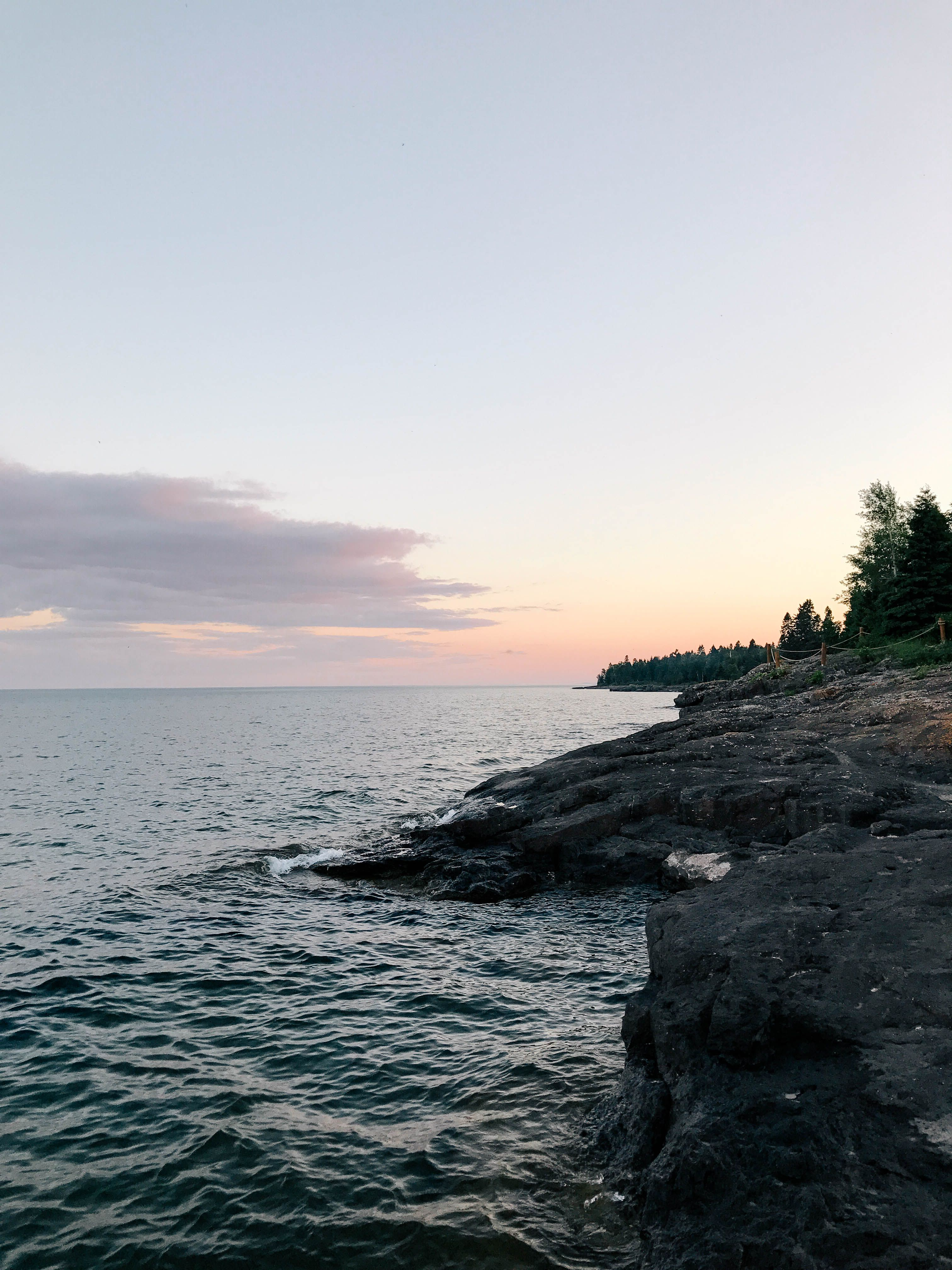 Grand Marais Sunset Grand marais, Sunset, Lake superior