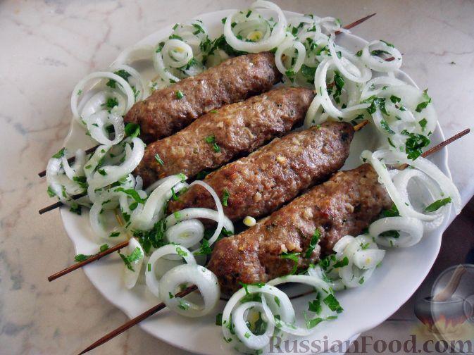 Фото приготовления рецепта: Люля кебаб - шаг №1