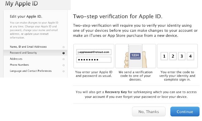 How To Get Rid Of Two Step Verification Microsoft