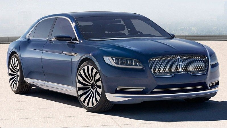 2015 Lincoln Continental Concept Check To Luxury Most Reliable Luxury Cars Lincoln Continental Concept Lincoln Continental Most Expensive Luxury Cars
