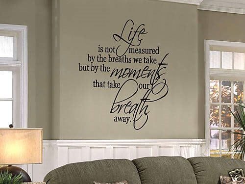 I Have Loved You For A Thousand Years Vinyl Wall Decal On Etsy