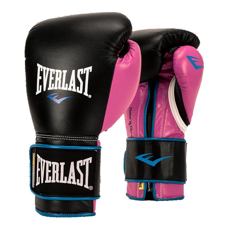 Training Gloves Black Purple