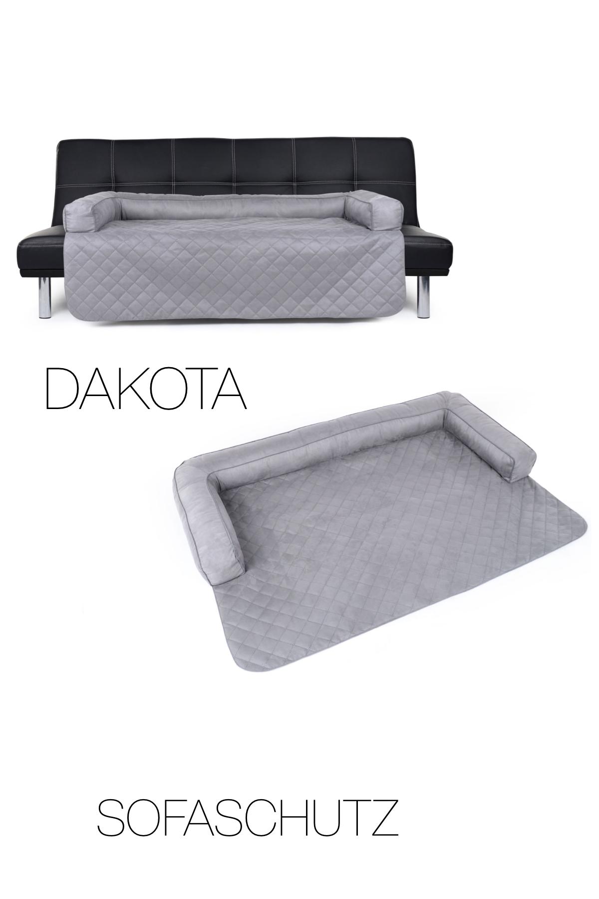 Hunde Sofaschutz Decke Dakota Softline 100x100 Cm Grau Sofaschutz Hundekissen Hunde Couch