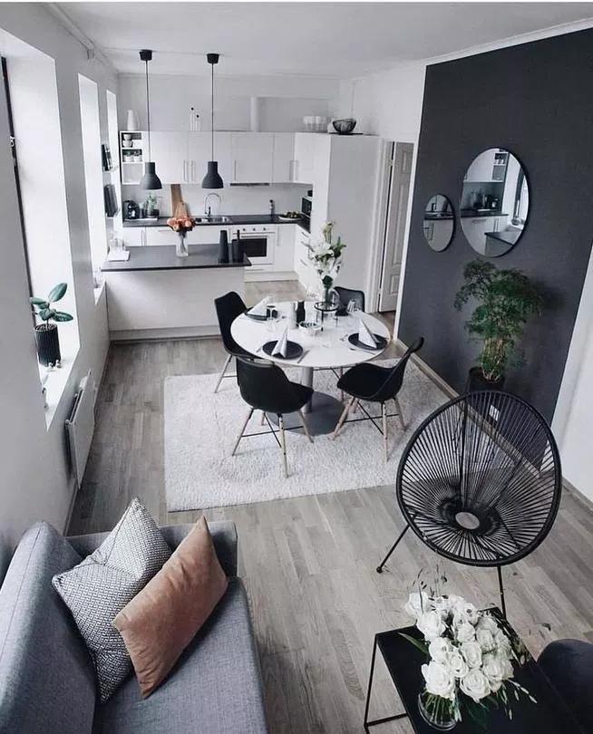 19 Minimalist Apartment Home Decor Ideas Lmolnar Small Apartment Interior Interior Design Apartment Small Apartment Interior Design
