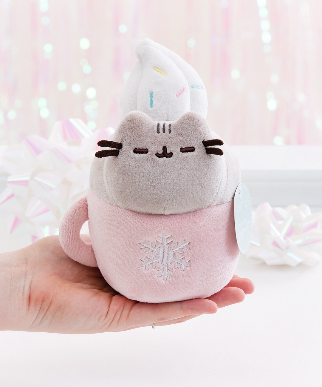 Predownload: Limited Edition Catpusheeno Plush Toy Pusheen Plush Pusheen Plushie Pusheen Cat Merchandise [ 1296 x 1080 Pixel ]
