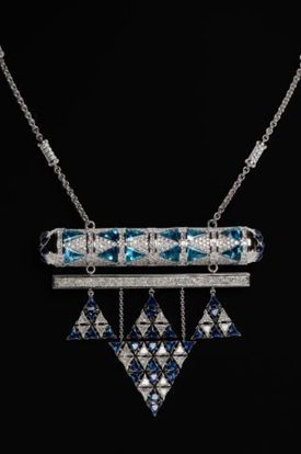 Avakian Necklace Auctioned for a Kazakhstani Charity