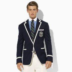 1af02eb0b67 Wimbledon Wool Umpire Blazer - Polo Tennis Casual Jackets - Ralph Lauren  France