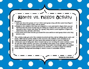 Number Names Worksheets wants and needs worksheets : 1000+ images about PYP Trade on Pinterest | Economics lessons ...