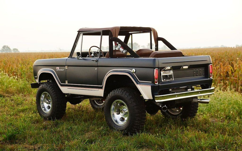 Why Buy the New Bronco When Ford Just Approved Production ...