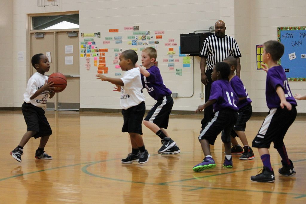 Extremely Fun Youth Basketball Dribbling Drills