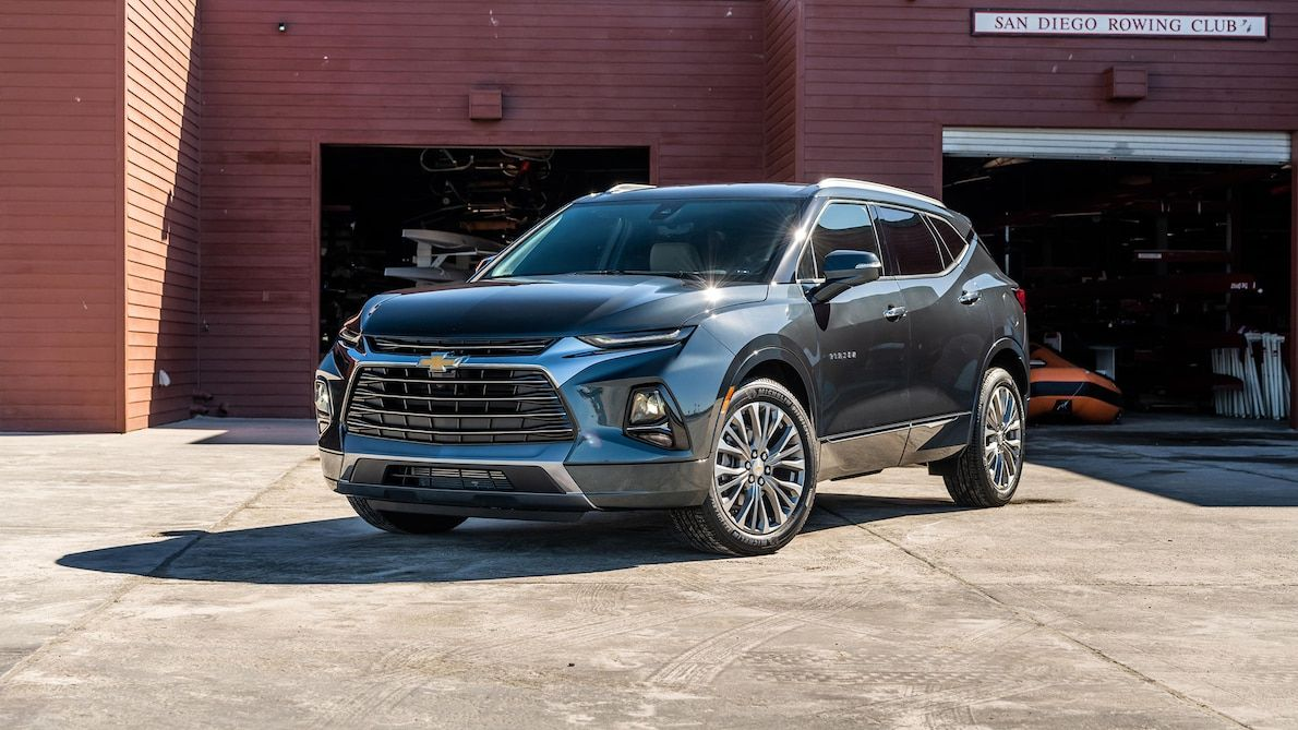 2019 Chevrolet Blazer Premier Review The Hometown Reaction Chevrolet Blazer Chevrolet Chevy