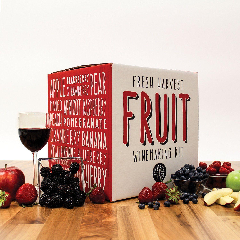 Robot Check Fruit Wine Wine Making Kits Homemade Wine
