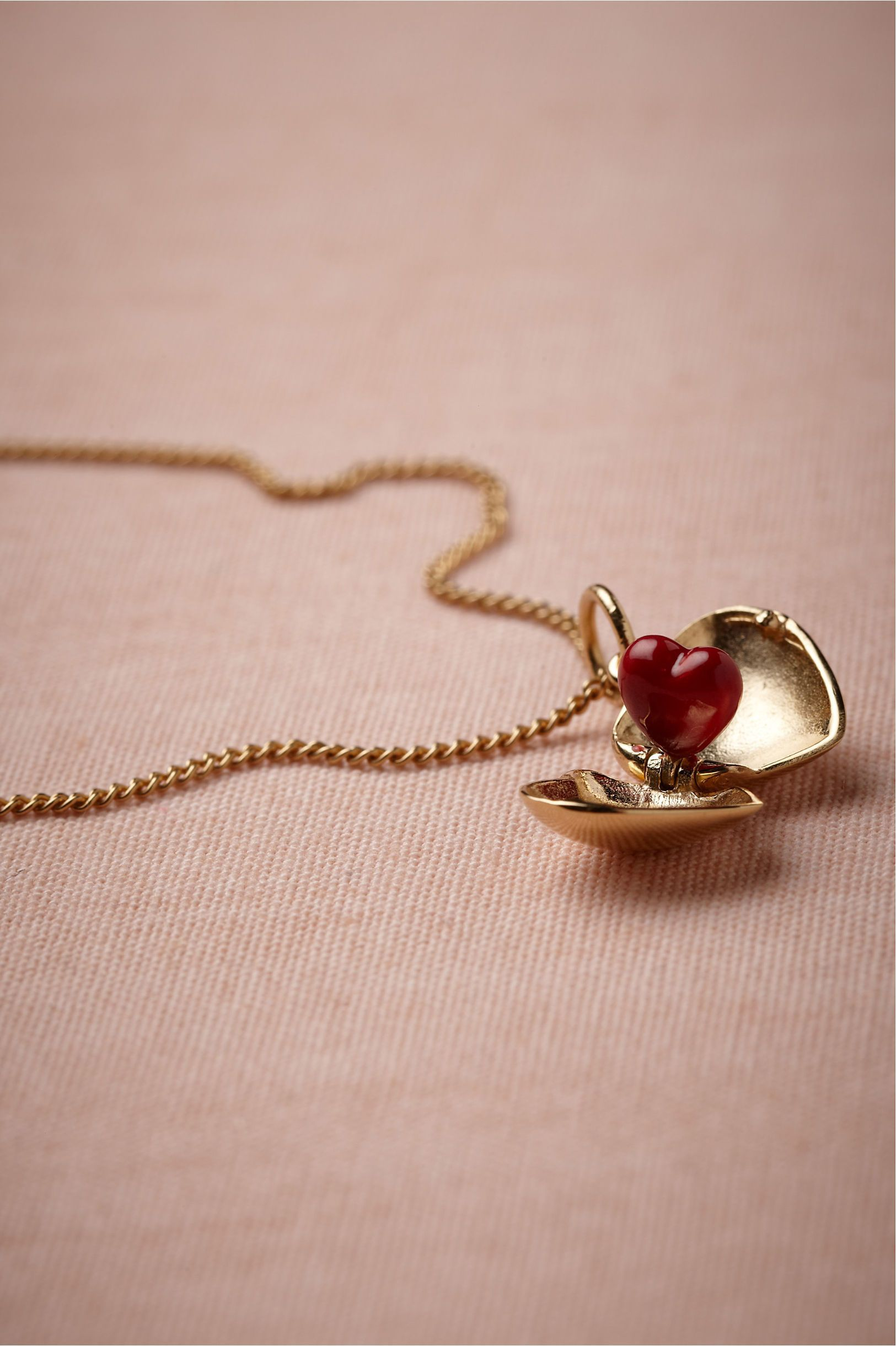 Photo of Coeur Necklace,Coeur Necklace from BHLDN…