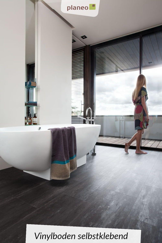 Vinylboden Selbstklebend Besonders Leicht Zu Verlegen In 2020 Vinylboden Wohnzimmer Boden Vinyl