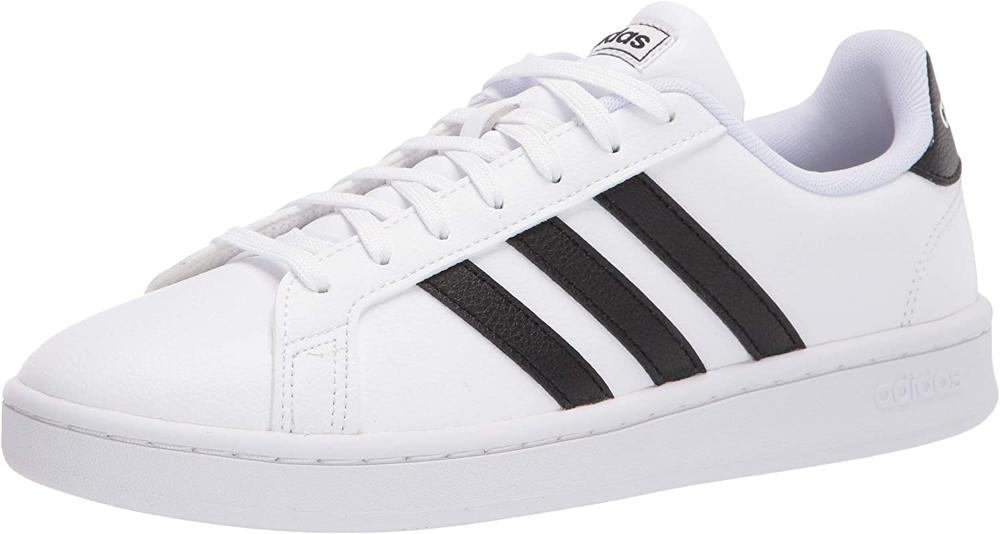 Excéntrico Odiseo Comorama  Amazon.com: adidas Grand Court - Tenis para mujer: Adidas: Shoes | Adidas  women, Nike tennis shoes, Adidas tennis shoes