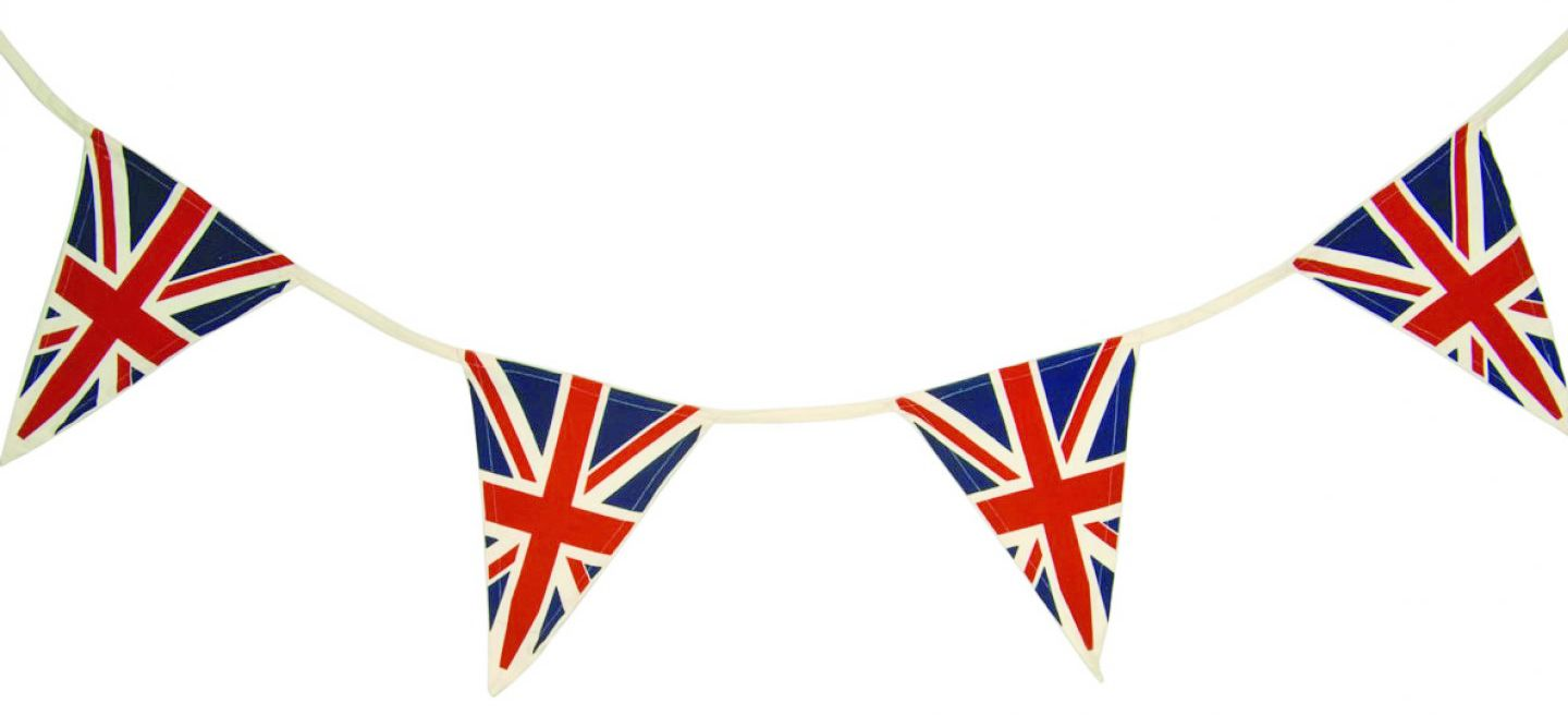 Great British Bake Off Bunting Google Search Great