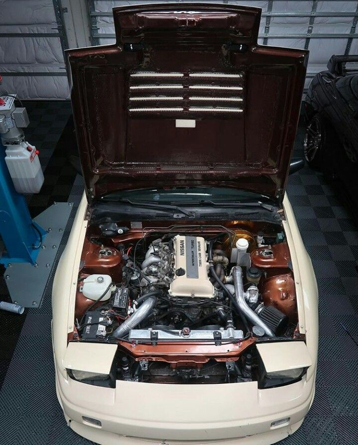 Adam Lz S Cream 240 Tuner Cars Custom Cars Rc Drift Cars