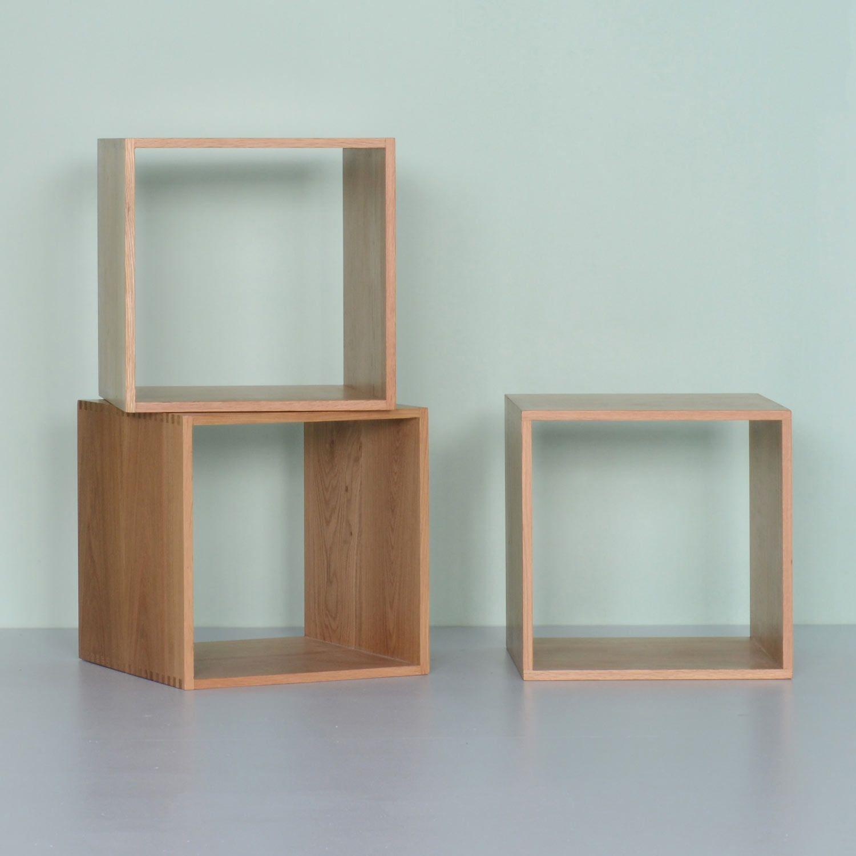 Ambrose Oak Storage Cubes | Storage Cube | Shelving U0026 Storage | Furniture |  Healu0027s