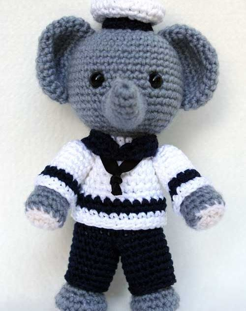 cute doll crochet pattern by sasha koffer (amigurumi tutorial PDF ... | 630x500