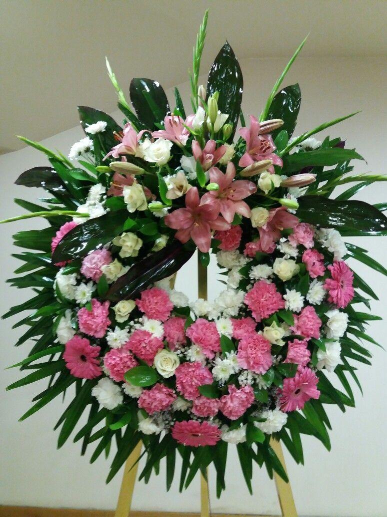 Pin De Arreglos Florales Flores A Domicilio Df En Coronas
