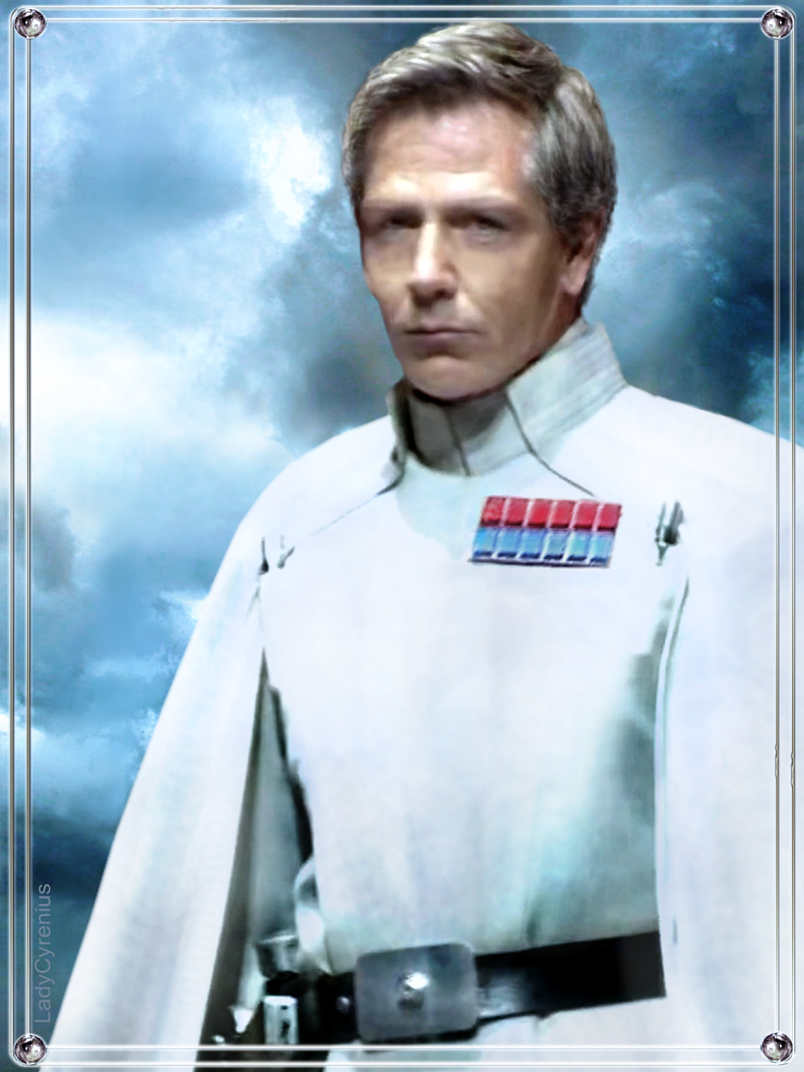Director Orson Krennic Ben Mendelsohn - Star Wars-Rogue -1453