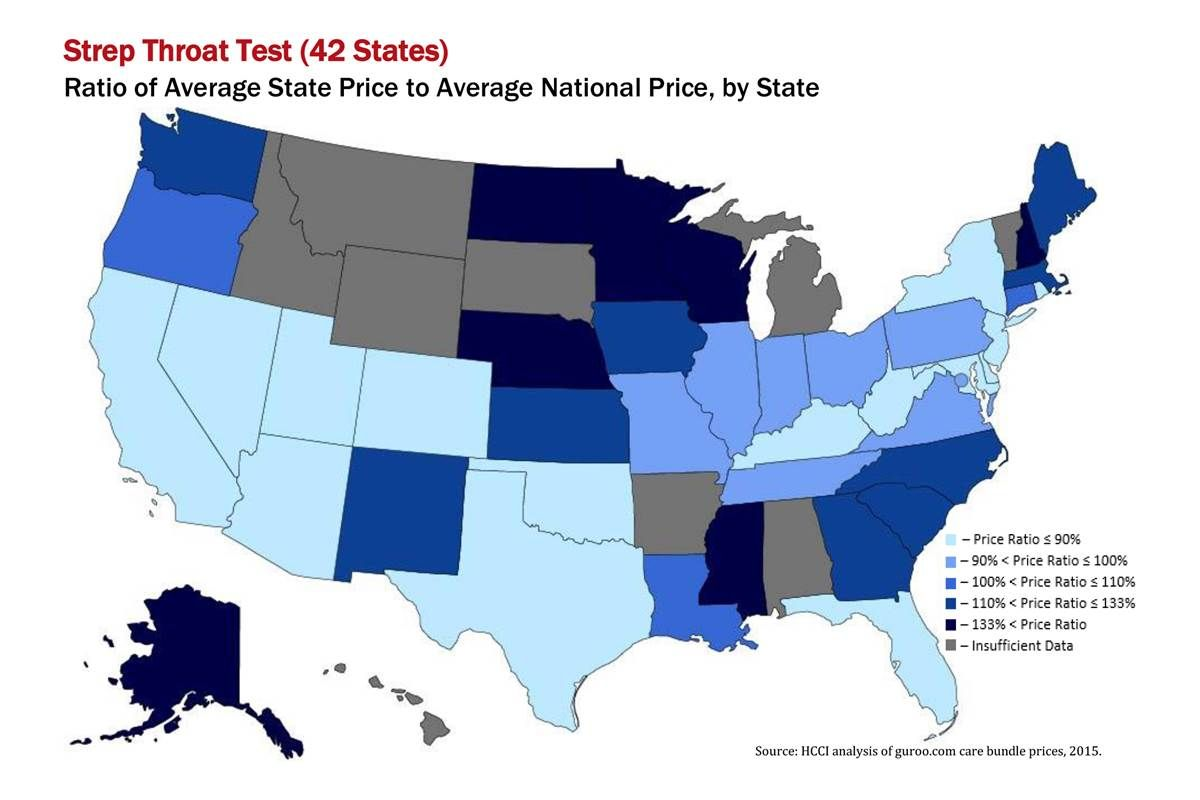 Health Care Prices Are All Over the Map New Study Finds Health