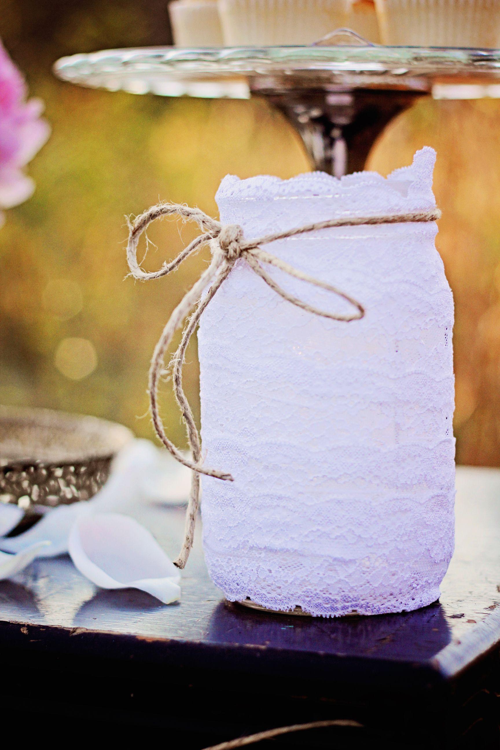 Vintage style wedding decoration ideas  Inspiration And Ideas For A Vintage Style Wedding  Pinterest  Jar
