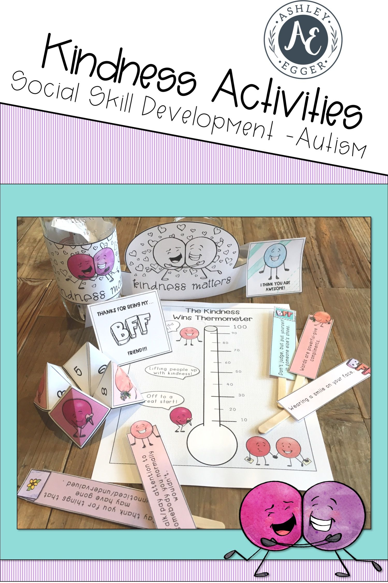 Kindness Activities Speech And Language