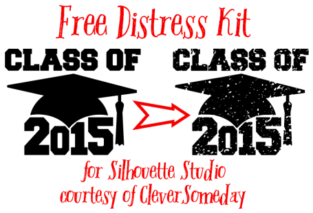 Distress Kit For Silhouette Studio Svg Files And 3d